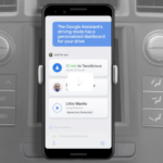 Google อัพเดต Android Auto และ Driving Mode ใหม่ใน Google Assistant
