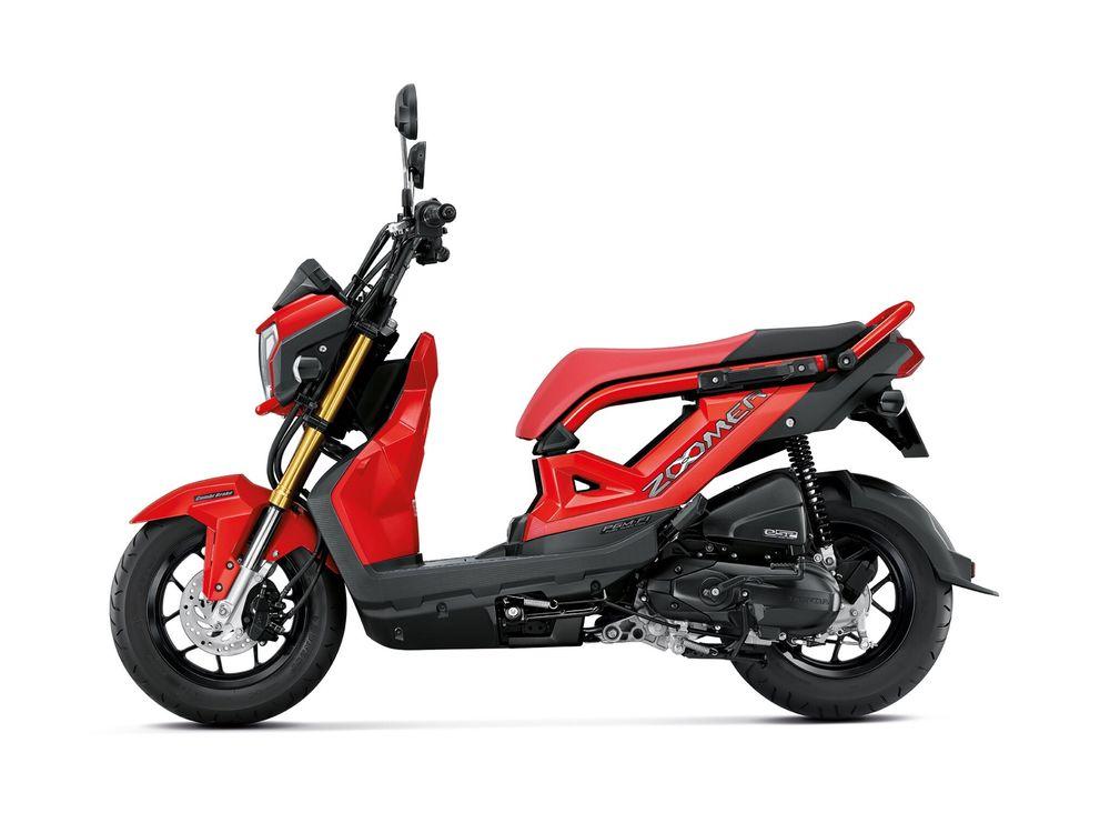 New Honda Zoomer-X
