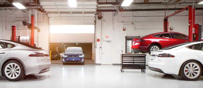 Tesla อัจฉริยะขึ้นตรวจพบปัญหาแล้วสั่งอะไหล่ให้ทันที