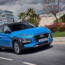 Hyundai Kona Hybrid ผสานสองขุมกำลังลุยยุโรป