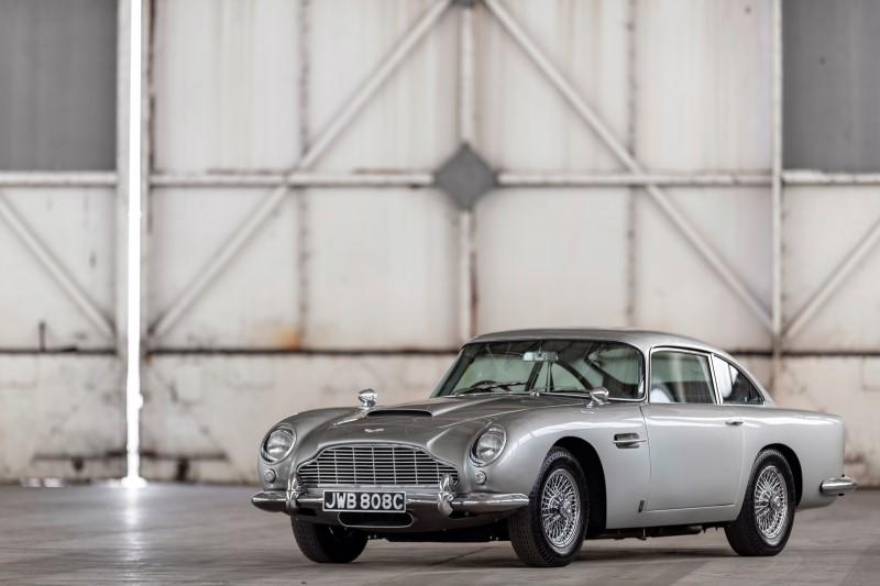 Aston Martin คอนเฟิร์ม DB5, V8 และ Valhalla ปรากกฏในเจมส์ บอนด์เรื่องต่อไป