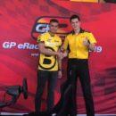 """แซนดี้ร่วมกิจกรรม GP eRacing ภายในงาน """" B-Quik Expo 2019 """""""