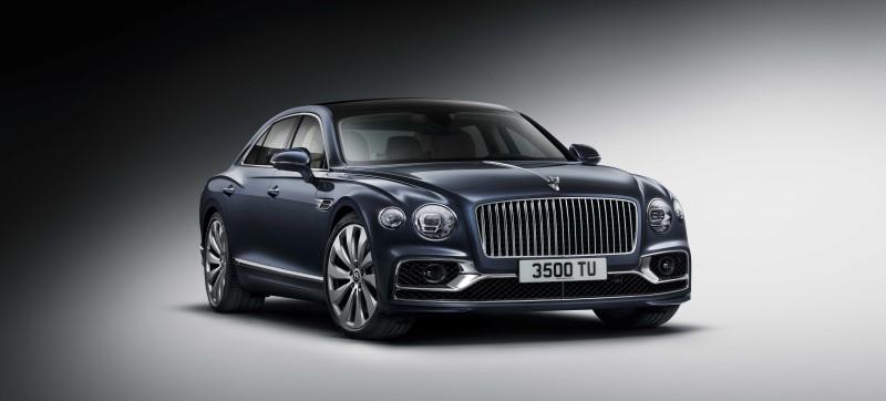 Bentley Flying Spur ความหรูของแกรนด์ทัวริงก์สปอร์ตซีดาน