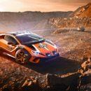 Lamborghini Huracan Sterrato Concept  ผสานโลกซูเปอร์คาร์กับออฟโรด