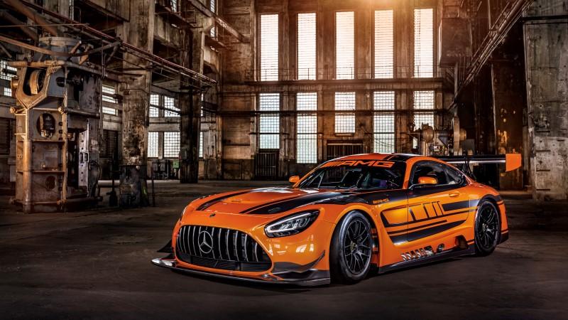 Mercedes-AMG GT3 ปรับรายละเอียดใหม่เพื่อลดค่าใช้จ่าย