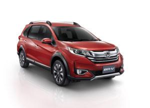 Honda BR-V ใหม่ มาแล้ว!!! เปิดขาย 2 รุ่น เริ่มต้น 765,000 บาท