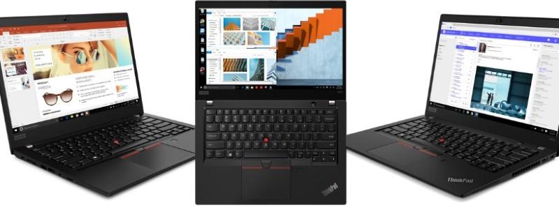 เลอโนโว เปิดตัว ThinkPad™ แล็ปท็อปสำหรับมือโปร