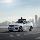 Volvo ร่วมกับ Uber เปิดตัวรถยนต์ที่พร้อมสำหรับระบบขับขี่อัตโนมัติ