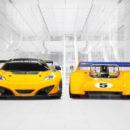 """Bat Mobile"" McLaren M8D ในตำนานจะกลับมาอีกครั้ง"