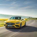 Mercedes-AMG CLA 35 4Matic Shooting Brake ขยายทางเลือกความแรงให้สปอร์ตแวกอน