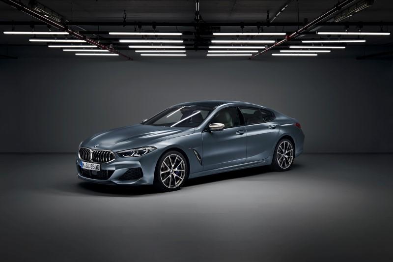 BMW 8 Series Gran Coupe เพิ่มทางเลือกด้วยรุ่น 4 ประตู