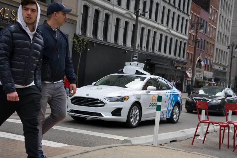 Ford ร่วมกับ Argo AI เปิดตัวรถยนต์ขับขี่อัตโนมัติเจน 3