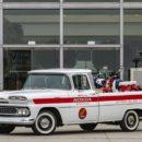 Honda ฉลอง 60 ปีในสหรัฐอเมริกาด้วยการบูรณะรถปิกอัพ Chevy