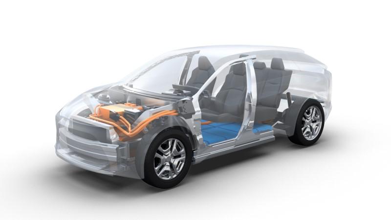 Toyota ร่วมมือ Subaru พัฒนาแพลตฟอร์มรถไฟฟ้า พร้อมแผนงานรถไฟฟ้าใหม่