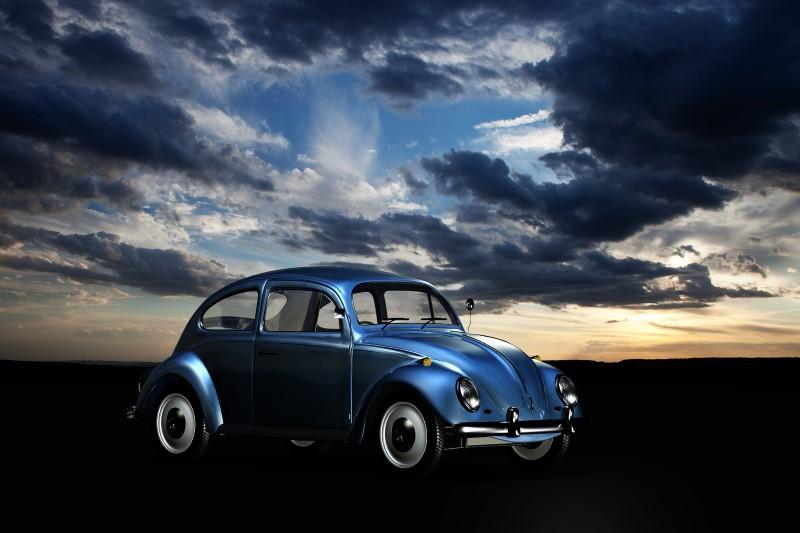 Volkswagen ชนะคดีลิขสิทธิ์การออกแบบ Beetle