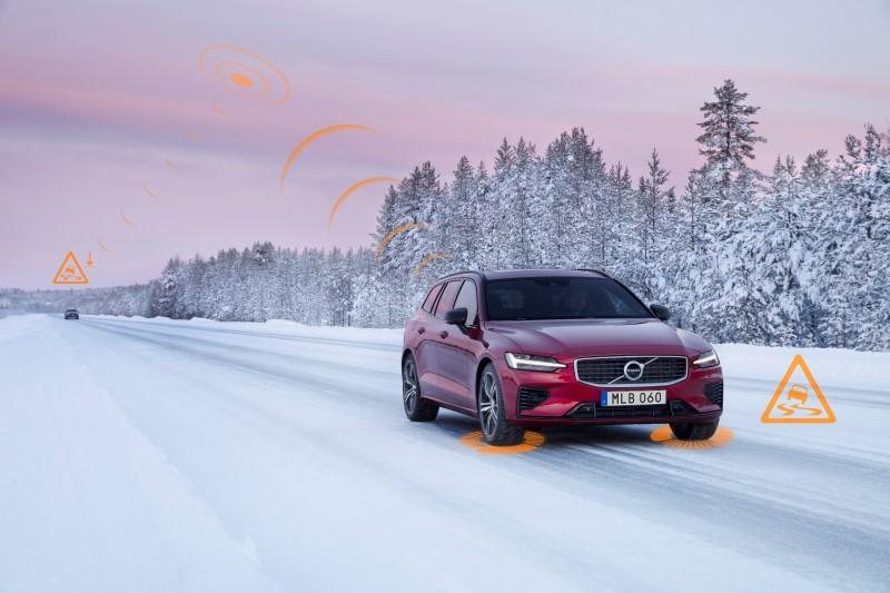Volvo เข้าร่วม European Data Task Force เพื่อเพิ่มความปลอดภัยบนถนน