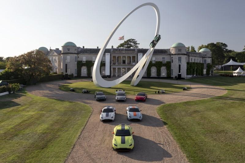 Aston Martin Vantage Heritage Racing Edition แต่งย้อนอดีตตัวแข่ง