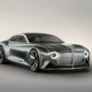 Bentley EXP 100 GT รถคอนเซ็ปต์แกรนด์ทัวเรอร์ไฟฟ้าหรู