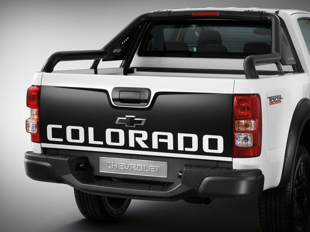 เชฟโรเลต-Colorado Trail Boss
