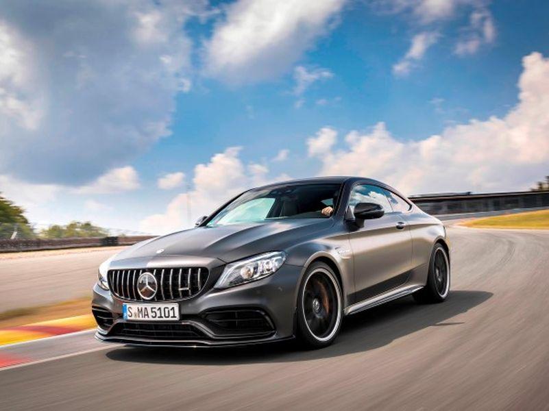 เมอร์เซเดส-เบนซ์ ส่งสปอร์ตคูเป้ Mercedes-AMG C 63 S Coupé โฉมใหม่ ราคา 10.129 ล้านบาท