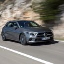 รุ่นปลั๊กอินไฮบริดของ Mercedes-Benz A-Class ใกล้ออกสู่ตลาด