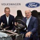 Ford เพิ่มความร่วมมือกับ Volkswagen