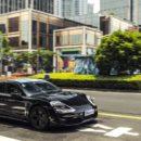 Porsche นำ Taycan ต้นแบบโชว์ที่จีน