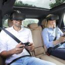 Porsche เตรียมเพิ่มความบันเทิงที่เบาะหลังด้วย VR