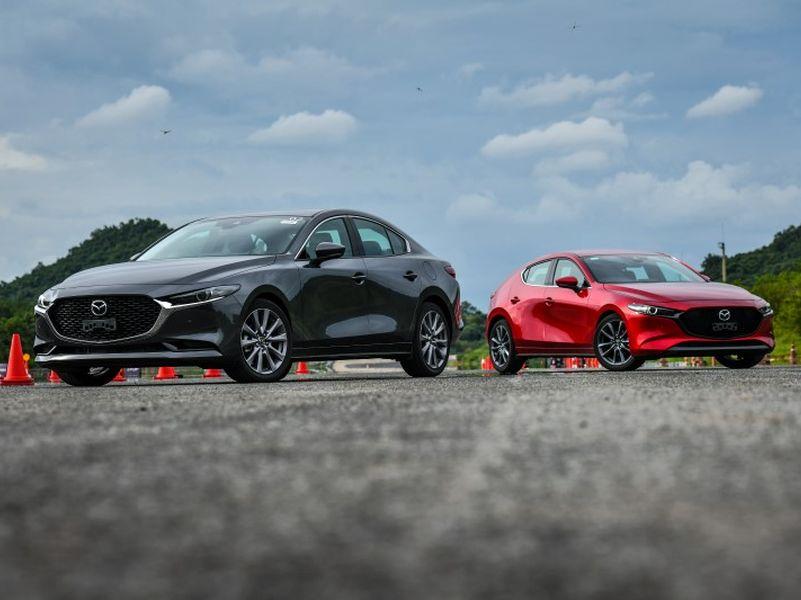 เผยเหตุผลทำไม !! All New Mazda 3 ใช้เครื่องยนต์เดิมและช่วงล่างทอร์ชั่นบีม ก่อนเปิดตัว กันยายน นี้