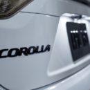 Toyota Corolla Night Shade แต่งเพิ่มความเข้ม