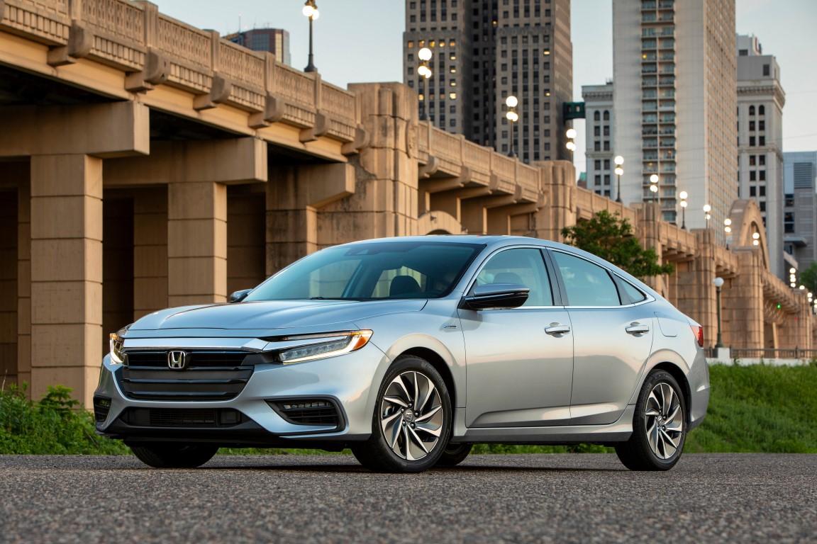 HONDA Insight Model Year 2020 เติมเต็มความสมบูรณ์แบบ ด้วย 2 Motors+1.5-liter Engine