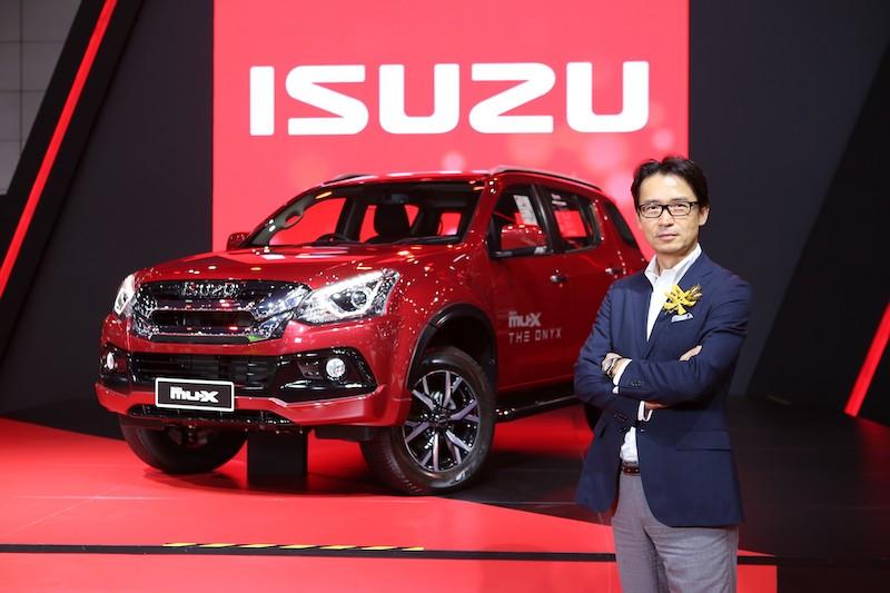"""ISUZU โชว์นวัตกรรม """"บลูเพาเวอร์"""" สุดล้ำ ในงาน Big Motor Sale 2019"""