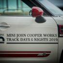 ปลดปล่อยทุกขีดจำกัดไปกับ MINI John Cooper Works Track Days and Nights 2019
