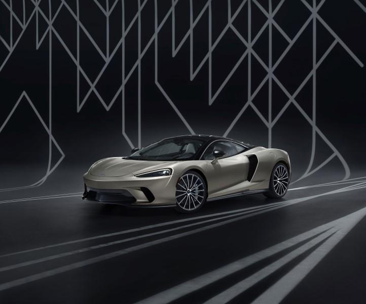 McLaren GT by MSO เสริมความหรูจากสถาปัตยกรรมอังกฤษ