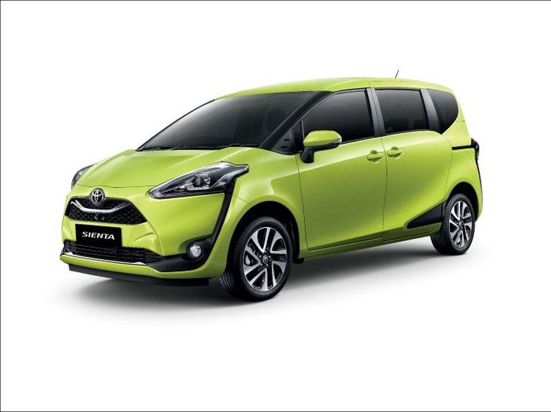เปิดราคา Toyota Sienta Minorchange !! เริ่ม 8.75 แสนบาท