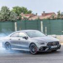 เสียงที่เร้าใจจาก Mercedes-AMG จะเบาลงในอนาคต