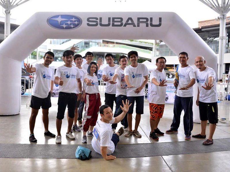 8 แชมป์เก่า+2 พลังอึดใหม่ ผ่านแท็คทีมแตะรถ Palm Challenge ที่สิงคโปร์