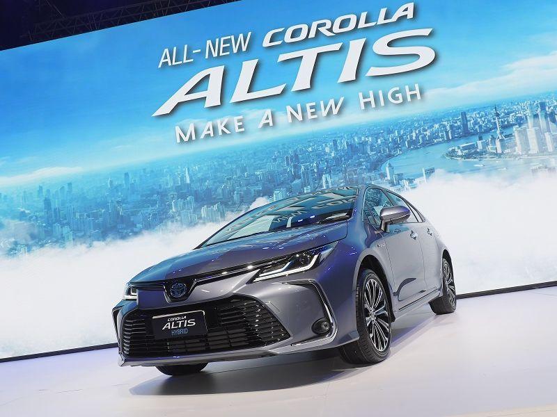 เจาะข้อมูล 'All New Toyota Corolla Altis-ข้ามสู่ขีดสุดที่เหนือกว่า'