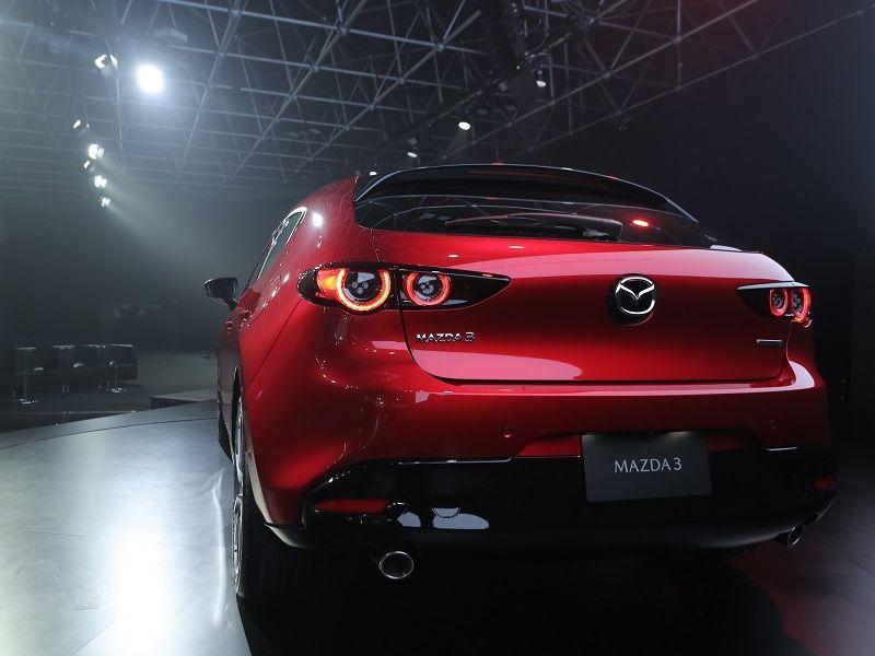 เจาะสเป็ก: All-New Mazda3 'ขอสร้างต้นแบบใหม่ของคอมแพ็กต์ซีดาน'