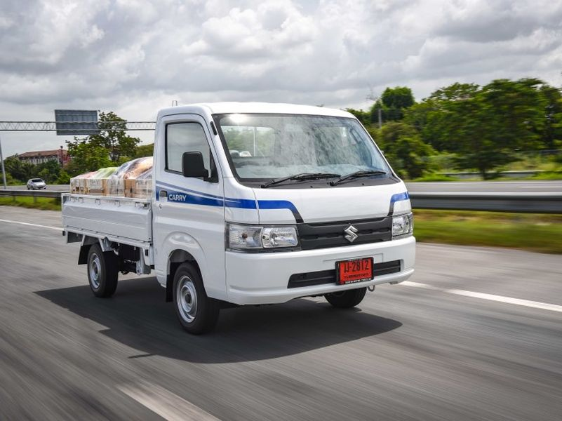 ลองขับ All New Suzuki Carry มิติใหม่ของธุรกิจ SME