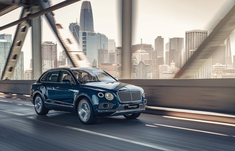 Bentley Bentayga Hybrid ผสานสองพลังสำหรับเอสยูวีหรู