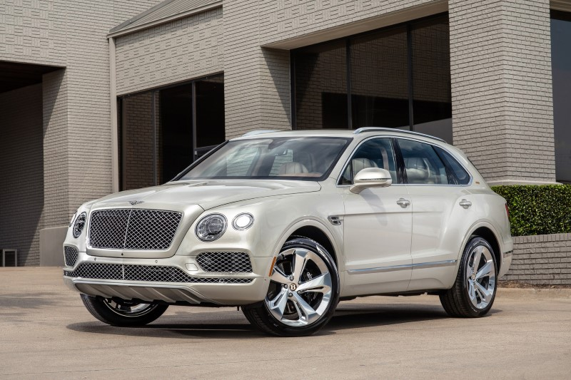 Bentley Bentayga Stetson Edition ความหรูผลิตจำกัดสำหรับคาวบอย