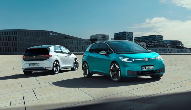 ID.3 กับการสร้างบทใหม่ด้านรถไฟฟ้าของ Volkswagen