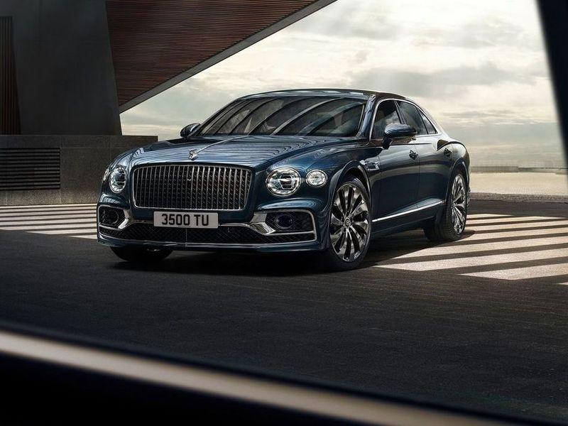 The All New Flying Spur สปอร์ตซีดานหรูใหม่จาก Bentley