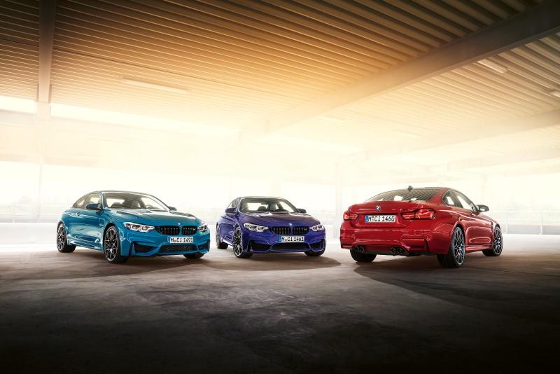 BMW M4 Edition M Heritage รุ่นพิเศษผสานมอเตอร์สปอร์ตอดีตและปัจจุบัน