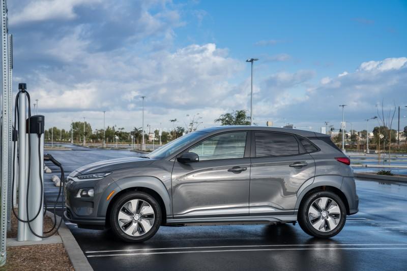 Hyundai อัพเดต Kona Electric ในอเมริกา