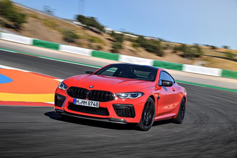 Pirelli เสริมสมรรถนะ BMW M8 ด้วยยางผลิตพิเศษ