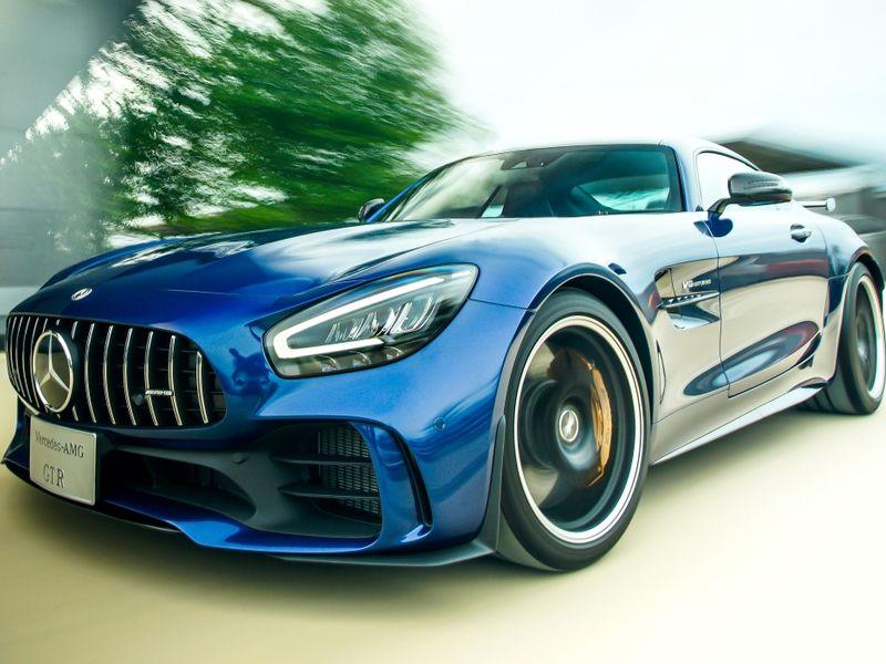 Mercedes-AMG GT R โฉมใหม่ สปอร์ตสายพันธุ์แรงค่าตัว 17.9 ล้าน
