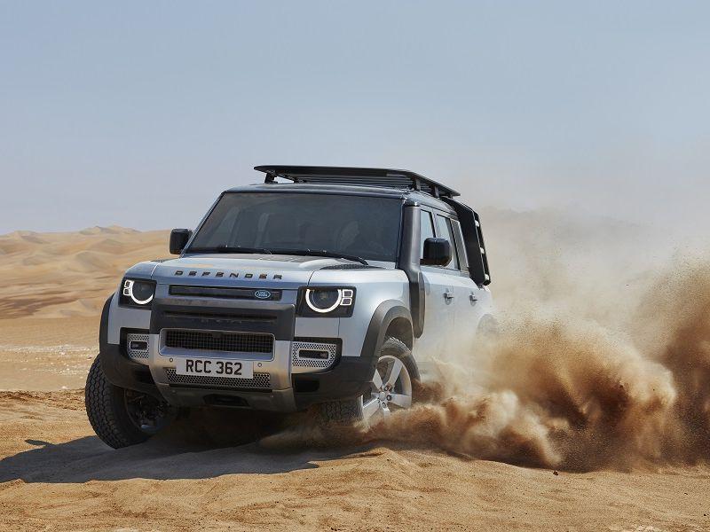 กระแสแรง! คนไทยแห่จอง New Land Rover Defender-รอสัมผัสคันจริงมอเตอร์โชว์ มี.ค.ปีหน้า