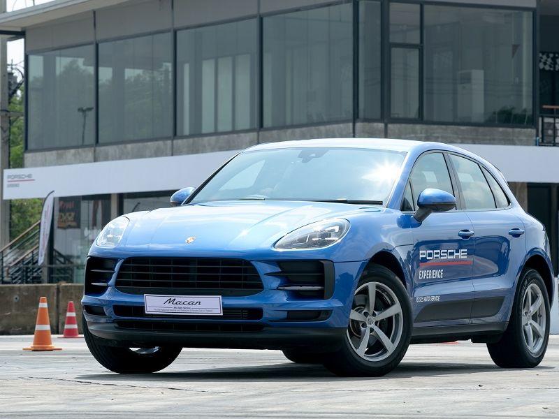 สัมผัสความเปลี่ยนแปลง New Porsche Macan คอมแพ็กต์เอสยูวียอดนิยมในงาน Driving Experience 2019